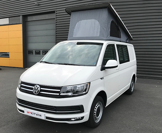 van VW Transporter 6